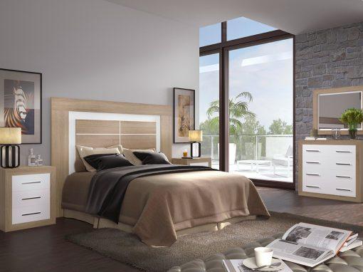 Dormitorio de matrimonio inspirations 549 €