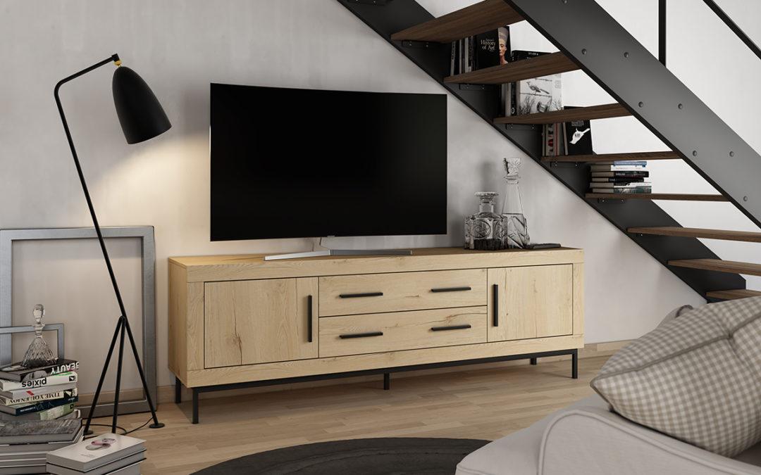 Salón, nuevos módulos para pequeños espacios, zona office, nuevos acabados…