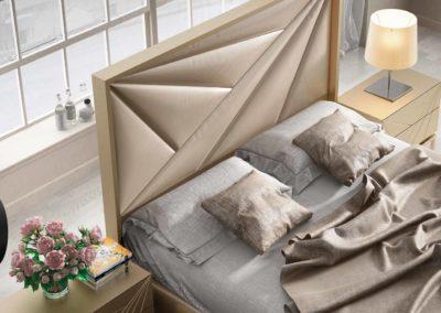 Nueva colección de dormitorios Kiu de Franco Forniture