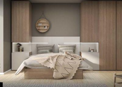 Dormitorios de Matrimonio Comos