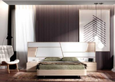 Dormitorio de  Matrimonio Novus